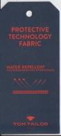 Fashion Mode - Tom Tailor - Label Etiquette - Pubblicitari