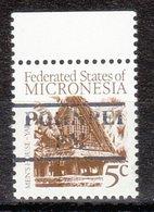 USA Precancel Vorausentwertung Preo, Locals Territories, Micronesia, Pohnpei L-1 HS - Vorausentwertungen