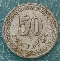 Paraguay 50 Centavos, 1938 - Paraguay