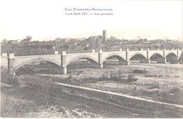 FR66 ILLE SUR TET - Ponceille - Vue Générale - Belle - Other Municipalities