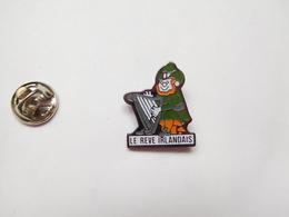 Beau Pin's , Le Rêve Irlandais , Irlande , Harpe Celtique - Cities