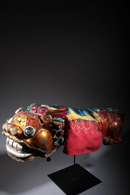 Art Asie Marionnette Dragon - Asian Art