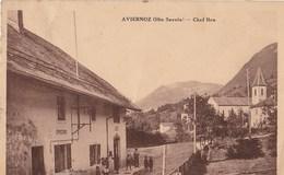 AVIERNOZ Chef Lieu - Otros Municipios