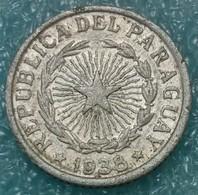 Paraguay 1 Peso, 1938 - Paraguay