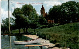 Marggrabowa - Partie Am Landratsamt * Feldpost 13. 3. 1916 - Polen