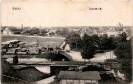 Sorau - Totalansicht * 13. 7. 1918 - Polen