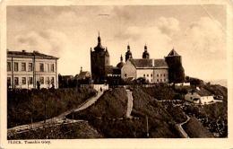 Plock - Tumskie Gory * Feldpost 7. IV. 1940 - Polen