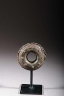 Art Asie Instrument De Musique En Bronze - Art Asiatique