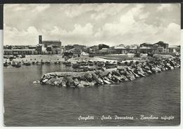 Cartolina SCOGLITTI - Frazione Vittoria (Ragusa): Scalo Pescatore - Ragusa