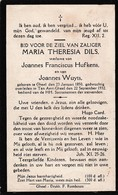 Geel,Gheel, Ten Aert, 1932, Maria Dils, Hufkens, Wuyts - Santini