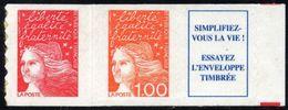 1997 MARIANNE DE LUQUET  TRYPTIQUE N° 3101ba  NEUF - Unused Stamps