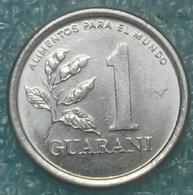 Paraguay 1 Guarani, 1978 - Paraguay