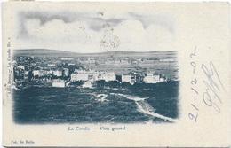 Espagne LA CORUNA Vista Général 1902 - La Coruña