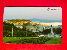 Intercontinental Lisbon - Hotel Keycards