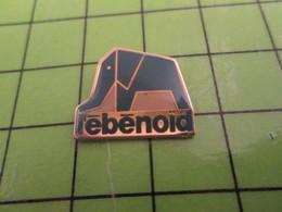 2117 Pin's Pins / Rare Et Belle Qualité THEME ANIMAUX / ELEPHANT GRIS L'EBENOID - Animals
