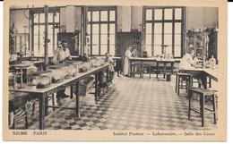 75 PARIS : Santé - Institut Pasteur - Laboratoire - Salle Des Cours - ND 966 - - Salute