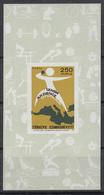 TURKIJE - Michel - 1971 - BL 15 - MNH** - 1921-... Republic