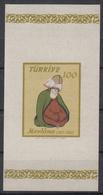 TURKIJE - Michel - 1957 - BL 8 - MNH** - 1921-... Republic