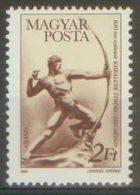 HUNGARY 1984 MNH** - Z. Kisfaludi-Strobl : Archer - Mi 3688 - Tiro Al Arco