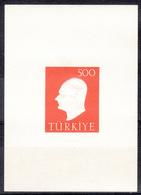 TURKIJE - Michel - 1959 - BL 9 - MNH** - 1921-... Republic