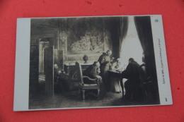 75 Paris Salon 1909 La Partie D' Echecs NV - France