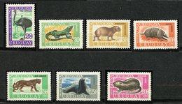 Uruguay, Yvert PA360/365&PA376, Scott C361/368, MNH - Uruguay