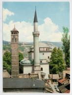 SARAJEVO   GAZI HUSREVBEGOVA DZAMIJA  -  LA MOSQUEE  DE  GAZI  HUSREV-BEY    (NUOVA) - Bosnia Erzegovina