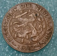 Suriname 1 Cent, 1960 -0415 - Suriname 1975 - ...