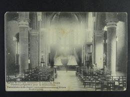 Evere Cloches Préparées Pour La Bénédiction Eglise St-Joseph Chaussée De Louvain - Evere