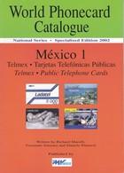 CATALOGO DE TARJETAS TELEFONICAS DE MEXICO DE 90 PÁGINAS (SEMINUEVO) MVCARDS - Tarjetas Telefónicas