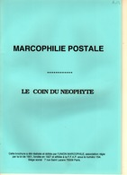 MARCOPHILIE POSTALE - LE COIN DU NEOPHYTE  ( A.12 ) -  Port Offert - Filatelie En Postgeschiedenis