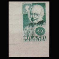 BRAZIL 1938 - Scott# 465a R.Hill Set Of 1 LH - Brazil