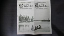 Die Muskoka Geen Die HochlandeVon Ontario - Dépliants Touristiques