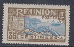 Réunion N° 65  XX  Partie De Série : 35 C. Brun-olive Et Bleu Sans Charnière, TB - Ungebraucht