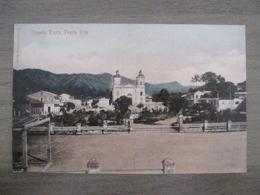 Tarjeta Postal - Postcard - Utuado Plaza - Porto Puerto Rico - Antilles - Puerto Rico