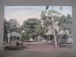 Tarjeta Postal - Postcard - Hotel Las Palmas Santurce - Porto Puerto Rico - Antilles - Puerto Rico