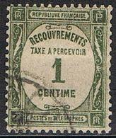FRANCE : Taxe N° 55 Oblitéré - - Impuestos
