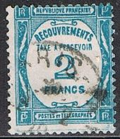 FRANCE : Taxe N° 61 Oblitéré - - Impuestos