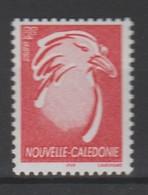 """Nouvelle Calédonie 2003 :     """"le Cagou - Lavergne - Rouge Dentelé Sans Valeur"""" - Neuf ** - - Ungebraucht"""