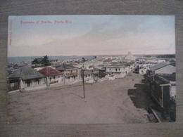 Tarjeta Postal - Postcard - Panorama Of Arecibo - Porto Puerto Rico - Antilles - Puerto Rico