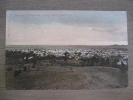 Tarjeta Postal - Postcard - Panorama Of Guayama Looking South - Porto Puerto Rico - Antilles - Puerto Rico