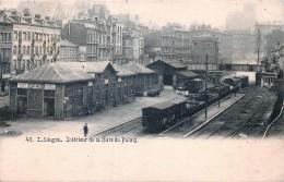 Liège - Intérieur De La Gare Du Palais - Liege