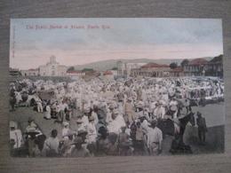 Tarjeta Postal - Postcard - The Public Market At Anasco - Porto Puerto Rico - Antilles - Puerto Rico