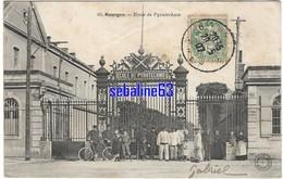 Bourges - Ecole De Pyrotechnie - 1907 - Bourges