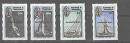 Serie De Antigua Y Barbuda Nº Yvert 871/74 (**) - Antigua And Barbuda (1981-...)