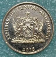 Trinidad And Tobago 25 Cents, 2016 - Trinité & Tobago