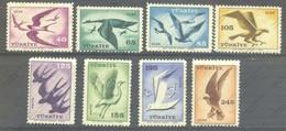 Turquie, Yvert PA39/46, Scott C31/38, MNH - 1921-... Republic
