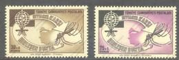 Turquie, Yvert 1616&1617, Scott B88&89, MNH - 1921-... Republic