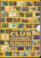 COLECCION COMPLETA DE 59 REVISTAS DE CABITEL DE TELEFONICA - CLUB COLECCIONISTAS TARJETAS DE ESPAÑA - Tarjetas Telefónicas