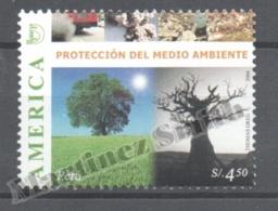 Perou - Peru 2004 Yvert 1438, América UPAEP, Environment Protection - MNH - Perú